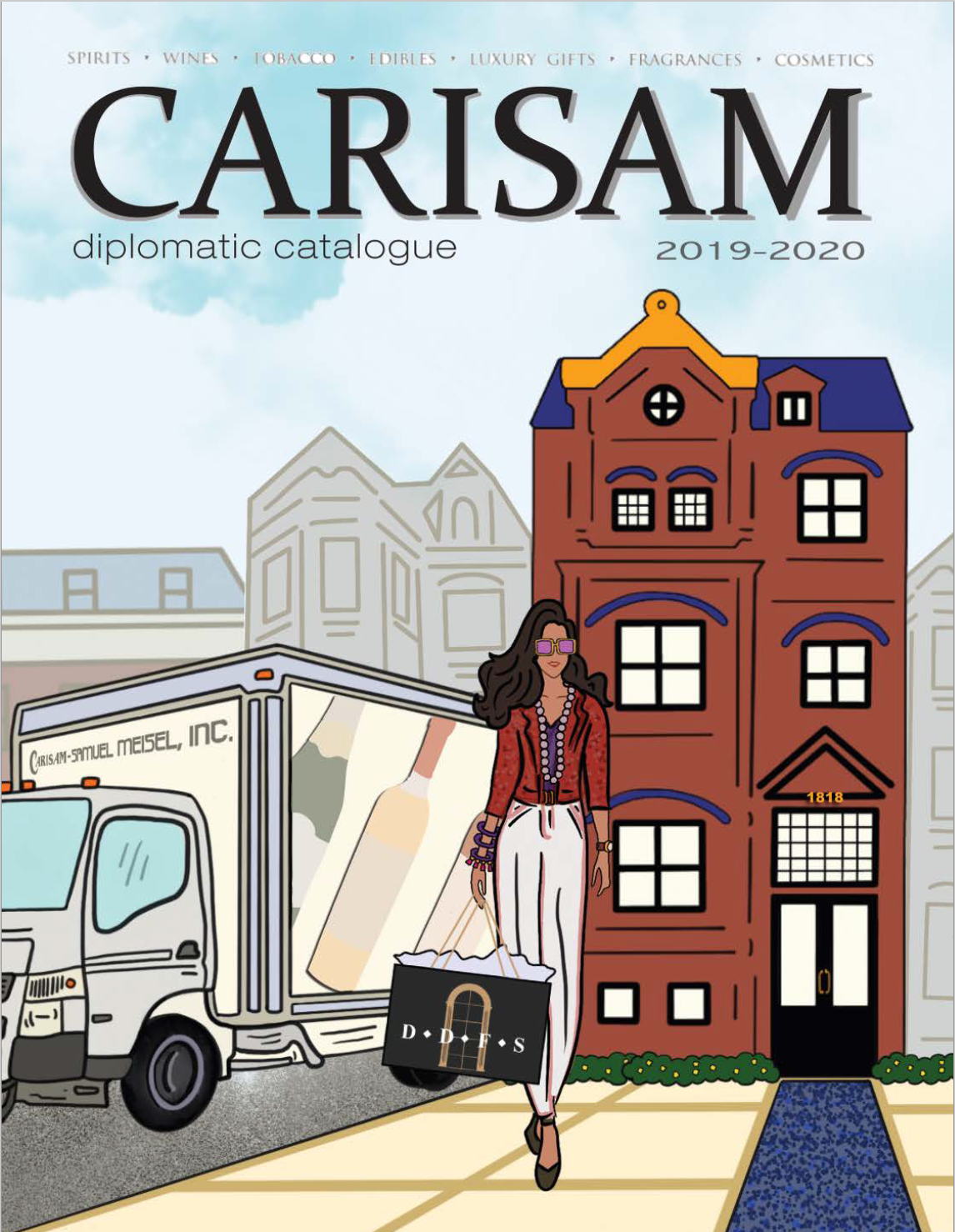 Carisam Luxury Diplomatic